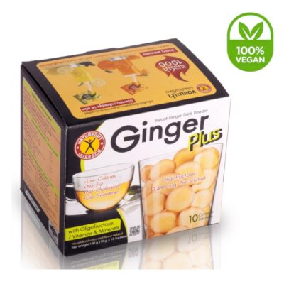 NaturGift Ginger Plus Vegan