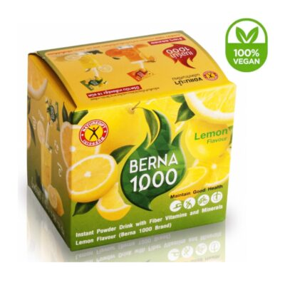 NatureGift Berna 1000 Lemon Vegan