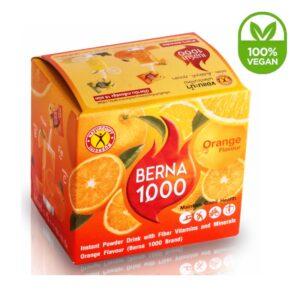 NatureGift Berna 1000 Orange Vegan