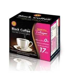 NatureGift Black Coffee Plus Collagen Pescatarian