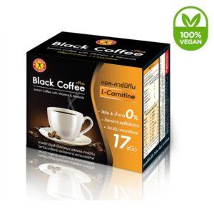 NatureGift Black Coffee Plus L-Carnitine Vegan