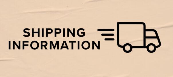 NatureGift Shipping